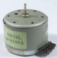 Motorek SHU9L levotočivý s regulací
