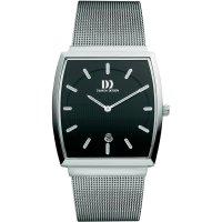 Ručičkové náramkové hodinky Danish Design, 3314354, pásek z nerezové oceli