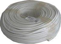 Kabel 3x1,5mm2 kulatý 230V H05VV-F (CYSY), balení 100m