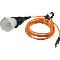 Kempingové USB světlo Solio Alva (S332-AF2RW), černá/oranžová