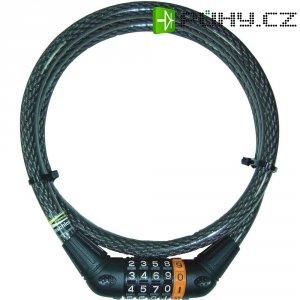 Kabelový zámek Security Plus Z 69, (Ø x d) 12 mm x 1500 mm, šedá