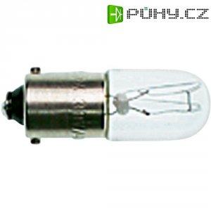 Žárovka RAFI, 24-30 V, 0,083 A, BA9, bezbarvá