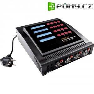 Modelářská multifunkční nabíječka Power Peak Quad EQ-BID 230V 308196, 5 A