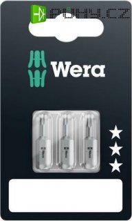 Bity Wera šestihran 4,0/5,0/6,0 mm, 840/1 Z , 3 ks