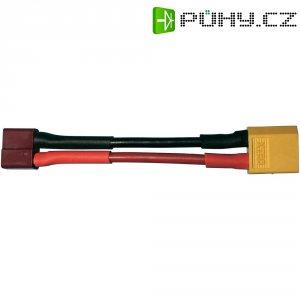 Redukce Modelcraft T zásuvka / XT60 zástrčka, 700 mm, 2,5 mm²