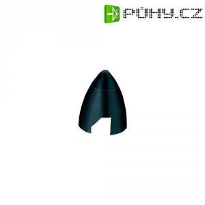 Plastový kužel pro pevné vrtule Kavan, 45 mm, černá