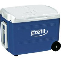 Přenosná lednice (autochladnička) Ezetil E40 M 12 V, 230 V šedobílá 37 l