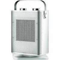 Elektrický topný ventilátor Unold, keramika, 2000 W, bílá