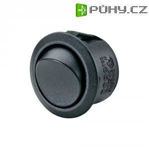 Kolébkový spínač bez aretace SCI R13-208G-02, 250 V/AC, 10 A