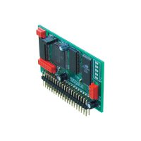 Mikrokontrolér Emis SMCflex-EMCU, pamět 512 kB, výstupy 3 x 5 V/DC (TTL)