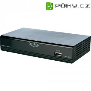 DVB-T přijímač XORO HRT7515