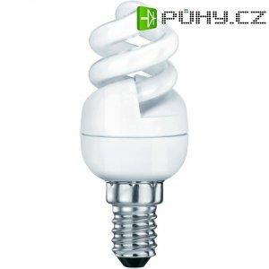 Úsporná žárovka spirálová Sygonix E14, 5 W, teplá bílá