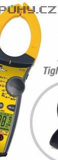 Klešťový multimetr Ideal Electrical TightSight, 61-775, AC/DC