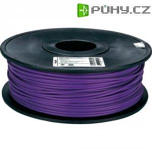 Náplň pro 3D tiskárnu, Velleman PLA3Z1, PLA, 3 mm, 1 kg, fialová