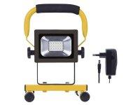 LED reflektor AKU SMD, 10W SP2, studená bílá