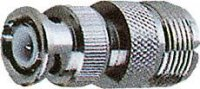Redukce BNC konektor/UHF(PL) zdířka