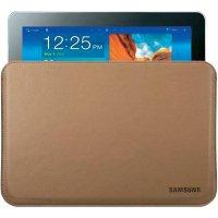 Kožené pouzdro Samsung Original EFC-1B1LCECSTD, pro Galaxy Tab 10.1/10.1N