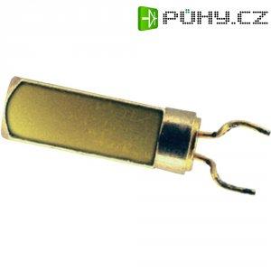 SMD hodinový krystal MicroCrystal MS1V-T1K, 32,768 kHz, 7 pF ±20 ppm