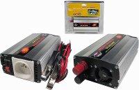 Měnič 12/230V 300W (600W) - modifikovaná sinusovka