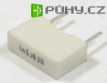 1n5/630V TC356, svitkový kondenzátor radiální, RM=7,5mm