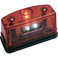 LED osvětlení SPZ