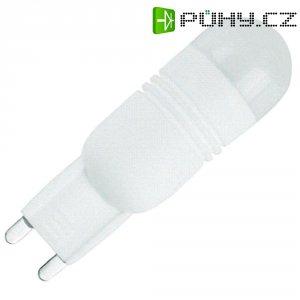 LED žárovka Mueller G9, 2.5 W,teplá bílá
