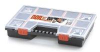 Krabička na součástky 390x290x65mm NOR16