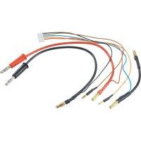 Napájecí kabel Modelcraft Hard Case LiPo XH 4S