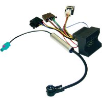CAN-Bus adaptér pro autorádia s ISO konektorem, pro modely Opel, Seat, VW