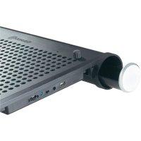 Chladicí podložka pro notebookConrad Alu XL Extreme Edition