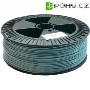Náplň pro 3D tiskárnu, German RepRap 100202, PLA, 3 mm, 2,1 kg, tyrkysová
