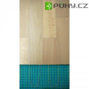Vytápění laminátových podlah, 8 m2, 1280 W
