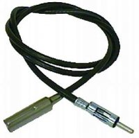 Prodlužovací kabel k autoanténě 2,4m