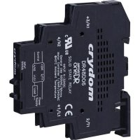 Elektronické zátěžové relé na DIN lištu série One DR Crydom DR10D06 6 A, 1 ks