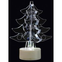 Stolní LED vánoční stromeček Polarlite LBA-51-011, na baterie
