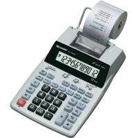 Stolní kalkulačka Sharp EL-1750 PIII GY s tiskem
