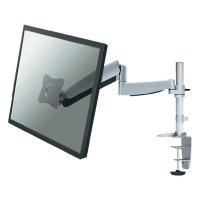"""Stolní držák na monitor, 25,4- 61 cm (10\"""" - 24\"""") NewStar FPMA-D950, stříbrný"""