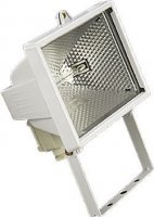 Reflektor 500W halogenový bílý
