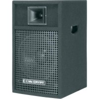 Aktivní reprobox Mc Crypt PA 10/2, 115 dB, 80/160 W