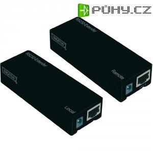 RS-232 extender (prodlužovač) přes síť, Digitus