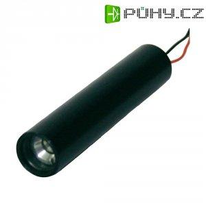 Modul laserové diody IMM-1255H-405-2.5-R-G, modrá, 2,5 mW