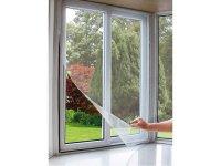 Síť okenní proti hmyzu 130x150cm, bílá EXTOL CRAFT