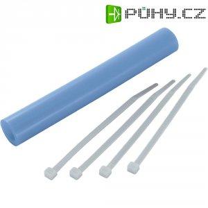 Silikonová trubka Reely, Ø 18 mm, 150 mm, modrá