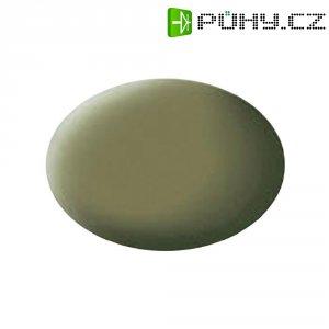 Airbrush barva Revell Aqua Color, 18 ml, khaki/hnědá matná