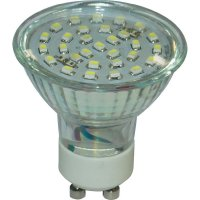 LED žárovka, 8632c23b, GU10, 1,5 W, 230 V, 56,5 mm