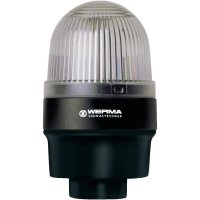 LED trvalé osvětlení Werma, 209.210.75, 24 V/AC/DC, 45 mA, IP65, zelená