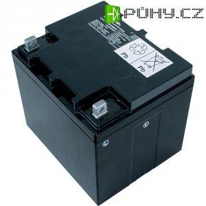 Olověný akumulátor, 12 V/38 Ah, Panasonic LC-X1238APG