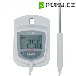 Teplotní datalogger ebro EBI 20-TE1, -30 až +60 °C