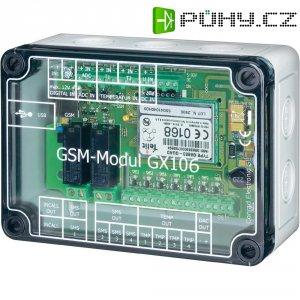 Spínací a poplachový GSM modul GX106