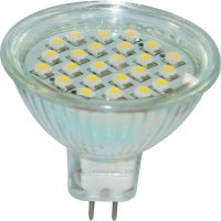 LED žárovka MR16, 8632c20a, GU5.3, 1,4 W, 12 V, 49 mm